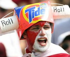 die hard alabama football fan